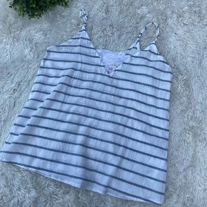 ✨3/$10✨ Hollister Striped Tank Top